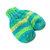 Wool-Free Baby Mittens No Thumb