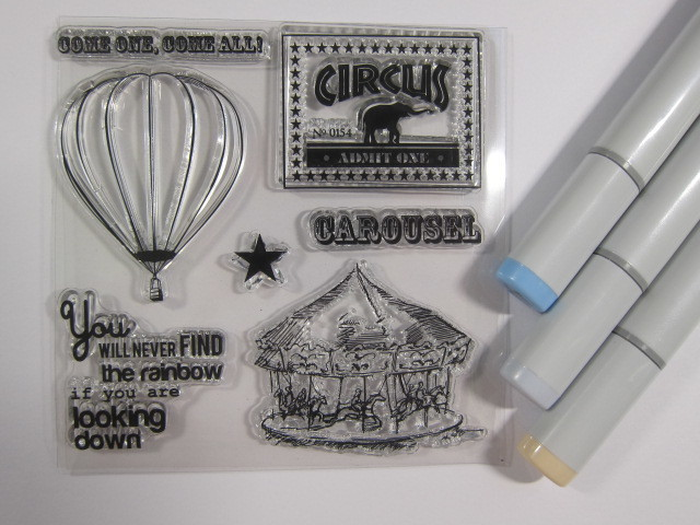 Adorable Clear Stamps stl