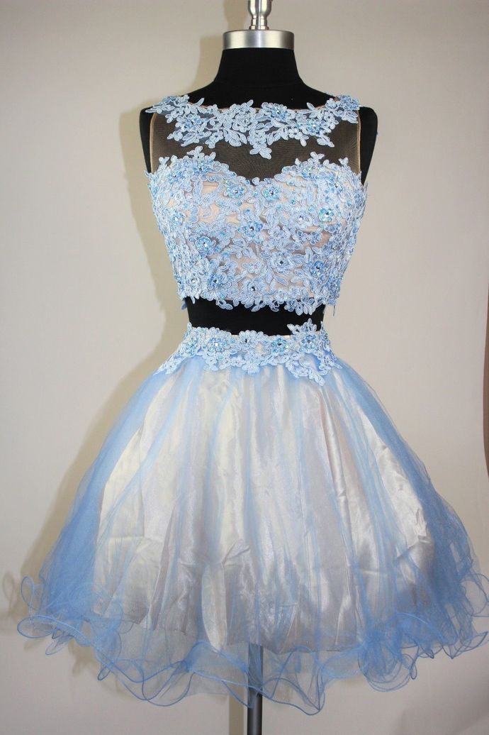 Cute Prom Dress,Lovely Prom Gown,Mini Prom by prom dresses on Zibbet