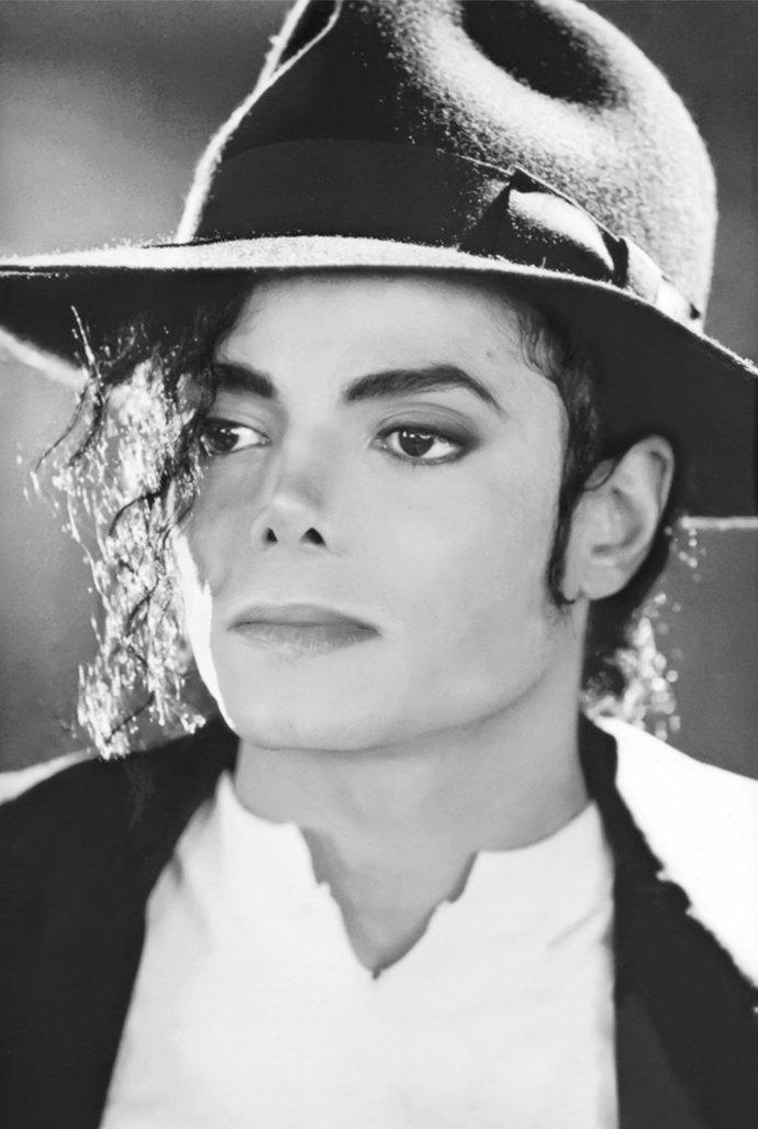 "Michael Jackson  Canvas Print (13""x19"" or 18""x28"")"