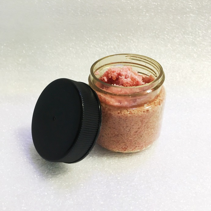 RTS Femme Fatale creamy sugar scrub sample travel size (compare to Sex Bomb®)