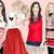 Watercolour fashion illustration clipart -  Fashion Girls 18 - Light Skin