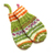 Mittens on a String. Thumbless Baby Mitts With Cord. Unisex 6 to 9 Months