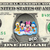 DISNEY BABIES on a REAL Dollar Bill Cash Money Collectible Memorabilia Celebrity