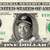 ROBERTO ALOMAR on a REAL Dollar Bill MLB Baseball Cash Money Collectible