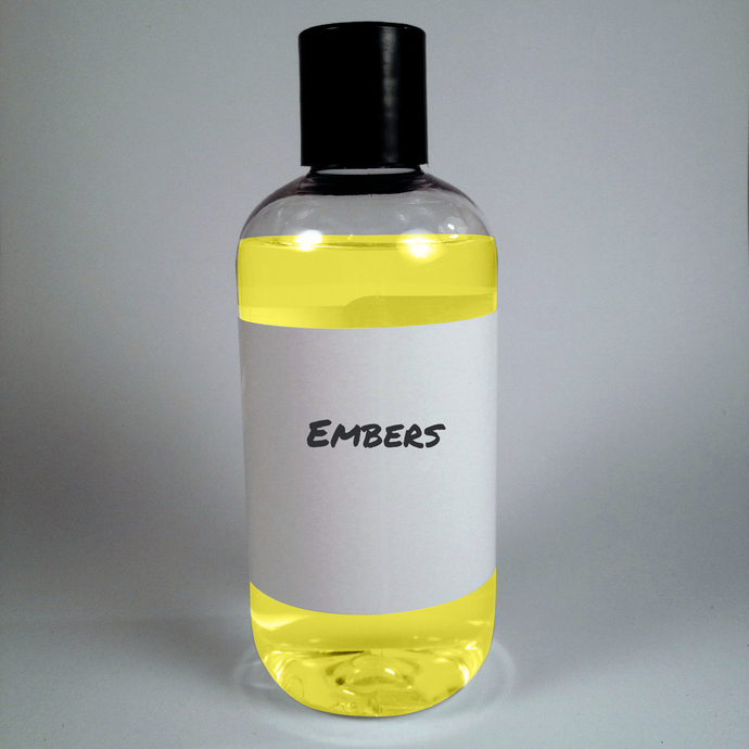 Embers (Compare to Cinders®) Lush type Vegan Cruelty Free Shampoo Conditioner