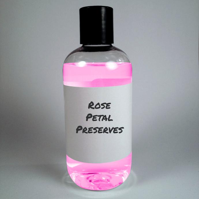 Rose Petal Preserves (Compare to Rose Jam®) Lush type Vegan Cruelty Free Shampoo