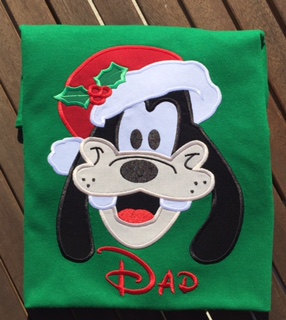 Goofy Santa, Disney Christmas Shirts, Disney Family Shirts, Disney World
