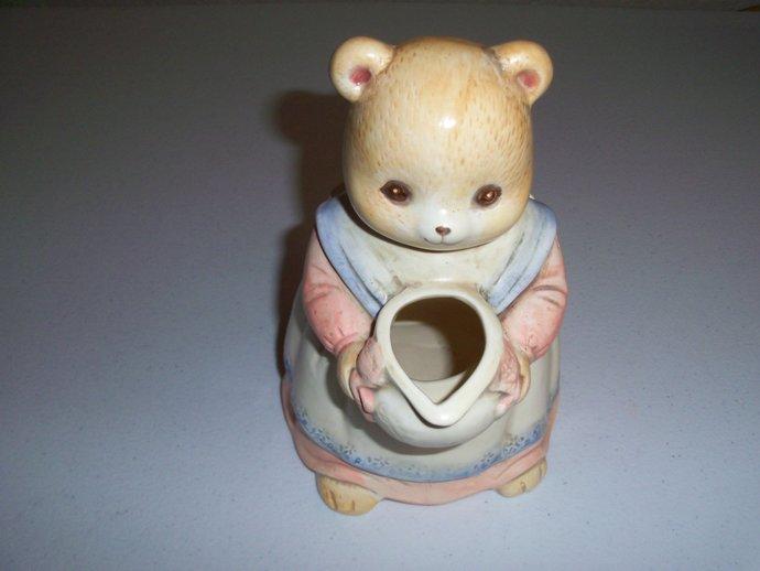 Takahashi San Francisco Japan Cute Mouse Pitcher