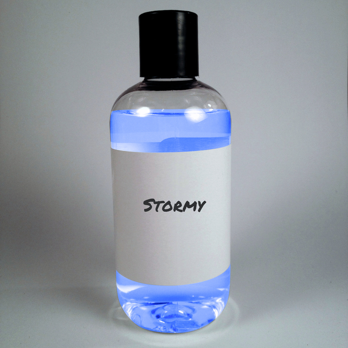 Stormy (Compare to Silver Cloud®) Lush type Vegan Cruelty Free Shampoo