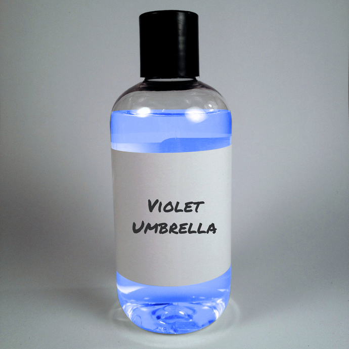Violet Umbrella (Compare to Don't Rain On My Parade®) Lush type Vegan Cruelty