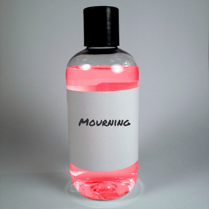 Mourning (Compare to Death & Decay) Lush type Vegan Cruelty Free Shampoo