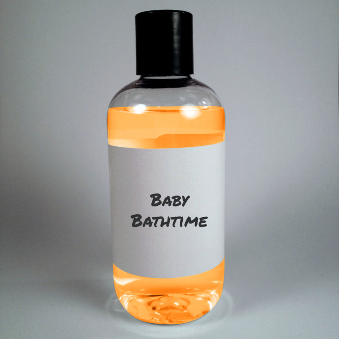 Baby Bathtime (Compare to Honey I Washed the Kids®) Lush dupe Vegan Cruelty Free