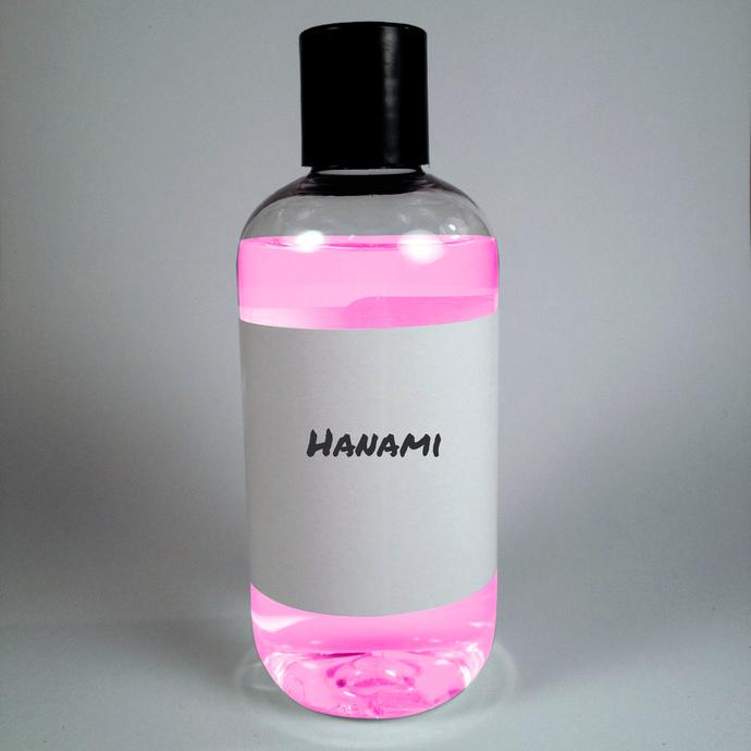Hanami (Compare to Sakura®) Lush type Vegan Cruelty Free Shampoo Conditioner