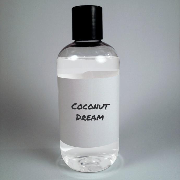 Coconut Dream (Compare to Trichomania®) Lush type Vegan Cruelty Free Shampoo