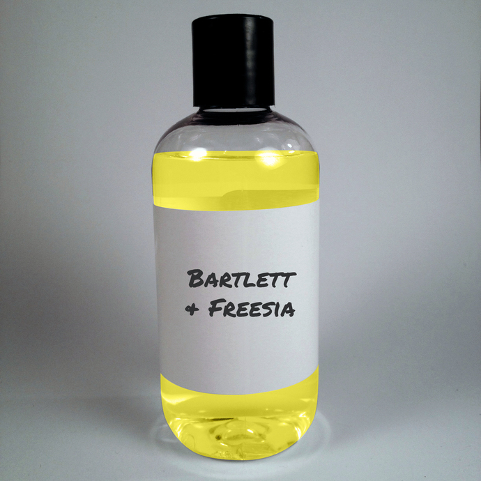 Bartlett & Freesia (Compare to English Pear and Freesia®) JM type Vegan Cruelty