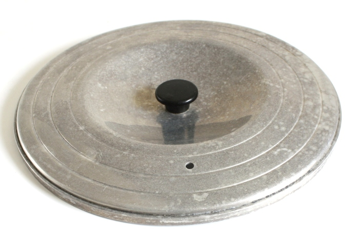 Chambers Thermowell Pot Lid, Mirro Deep Well Cooker, Hi Speed Thrift Cooker