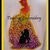 Belle and Beast silhouette applique design in 5x7 6x10 digital embroidery file.