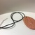 Essential Oil Clay Diffuser, Oval Pendant,  Mica Clay, Micaceous Clay, Car