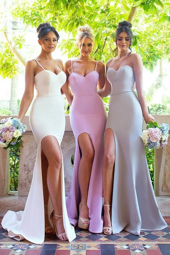 Stylish Bridesmaid Dresses from Doll House Bridesmaid dresses