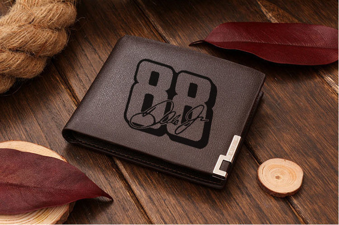 Dale Earnhardt Jr 88 Leather Wallet