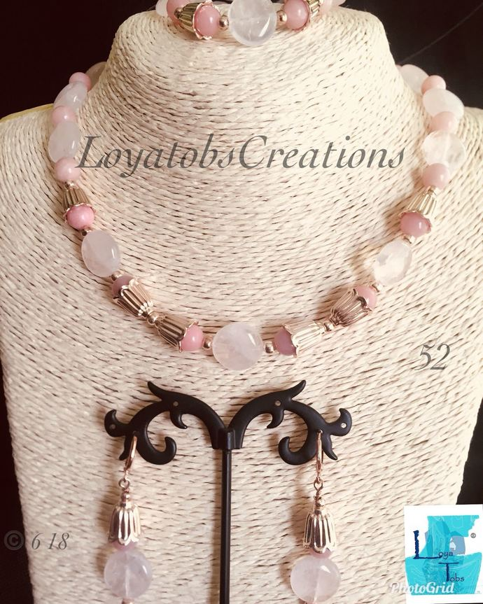 The Cloudy Coin Necklace Set