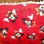 Mickey Mouse Baby Fleece Blanket with Crochet Edging Baby Bedding Crib Bedding