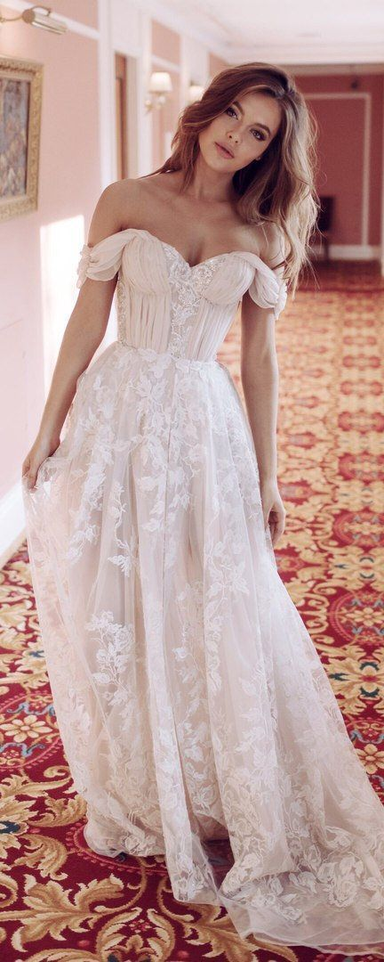 30d5d236a77 Sexy wedding dresses off shoulder wedding dress by Hiprom on Zibbet