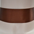 BURGUNDY RED Extra Wide Double Satin 35mm 1.5 inch Ribbon Choker Necklace,