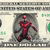 CARNAGE Marvel on a REAL Dollar Bill Cash Money Collectible Memorabilia