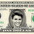 RUBY ROSE on Real Dollar Bill Cash Money Collectible Memorabilia Celebrity
