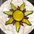 You Are My Sunshine!  Handmade Stained Glass Sun Ray Suncatcher, Wall
