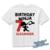 Ninja Birthday Shirt, Ninja Birthday Shirts, T Shirt Transfers
