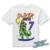 Dinosaur Birthday Shirt - Boys Fourasaurus 4th Birthday Dino Tshirt - Kids