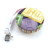 Measuring Tape Tea Lovers Retractable Tape Measure
