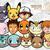Pokemon Inspired Party Masks: Digital Files