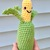 READY TO SHIP Amigurumi Corn on the Cob Stuffed Plush