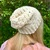 Summer Seashell Slouchy Hat Crochet Pattern - PATTERN ONLY - Instant Download