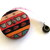 Retractable Measuring Tape Coffee Theme Pocket Fabric Tape Measure