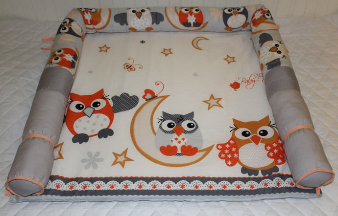 Owl Baby changing mat