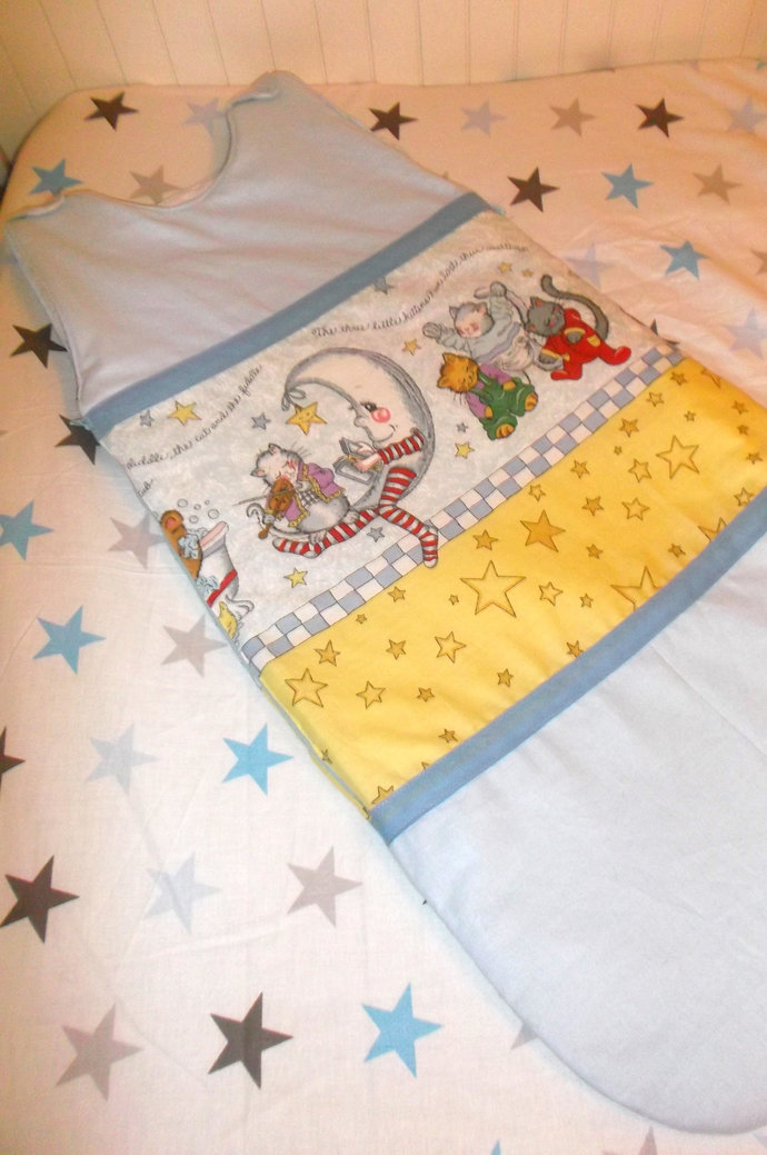 Sleep Sack for newborn baby boy