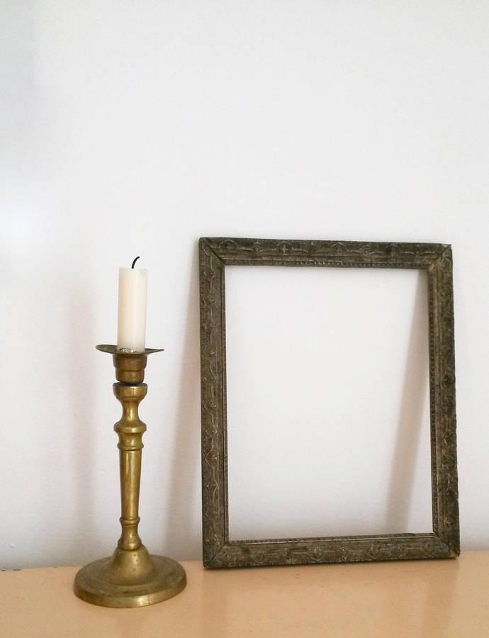 Empty Frame, Wabi Sabi, Wall Decor, by FrenchStuff on Zibbet