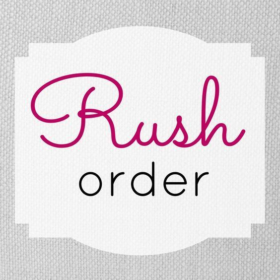 Extra Link For Rush Order ,You can get it within 15 days