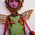 Assemblage   Beatrice is a Social Butterfly