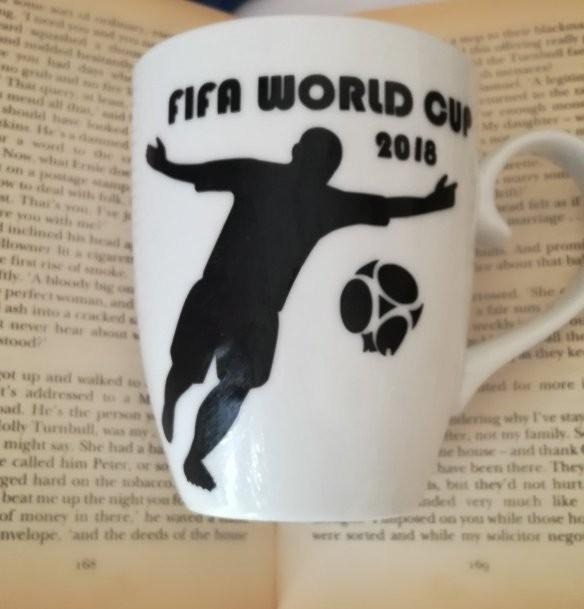 World cup mug