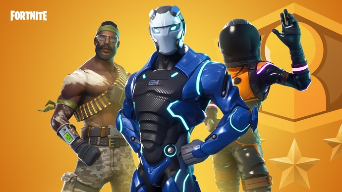 """Fortnite Game  Polyester Fabric Poster (13""""x19"""" or 18""""x28"""")"""