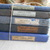 Antique French Blue Book Bundle. French School Books and Reference Books. Books