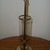 Solid Brass England Hanging Hurricane Candle Lamp
