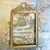 Empty Frame, Victorian Frame, Wabi Sabi, Wall Decor, Minimalistic Wall Art,