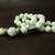 EXPRESS SHIPPING - Turkish Islamic 33 Prayer Beads, Tesbih, White Mother of
